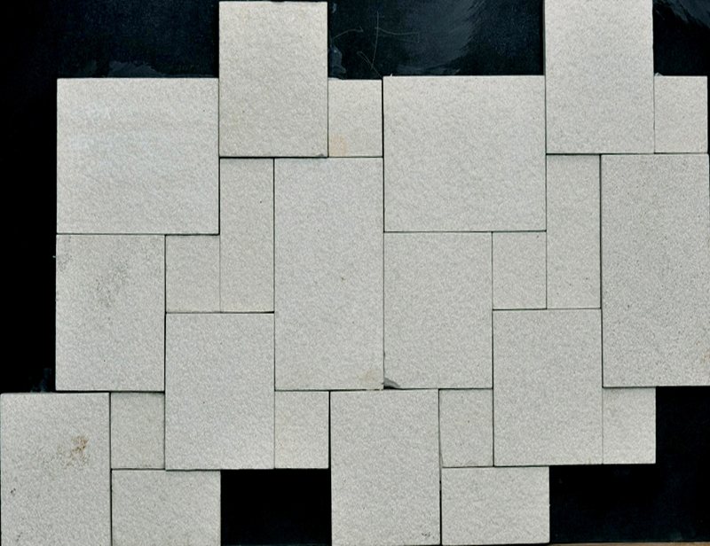 white sandstone wall mosaic stone tiles , factory purchase directly ...
